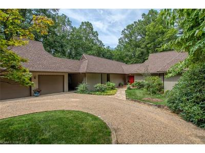 Asheville Single Family Home For Sale: 161 Brookwood Road
