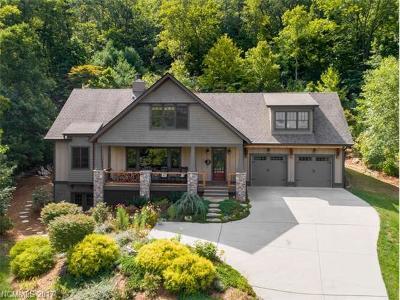 Asheville Single Family Home For Sale: 80 Village Pointe Lane #21