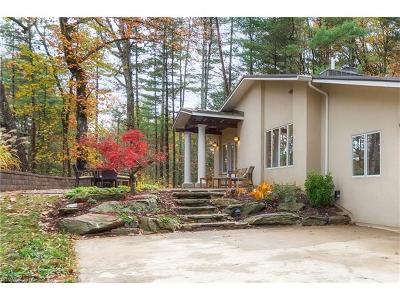 Asheville Single Family Home For Sale: 16 Brookwood Road