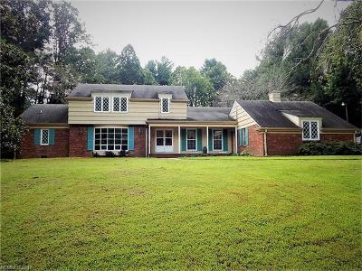Transylvania County Single Family Home Under Contract-Show: 73 Evergreen Street