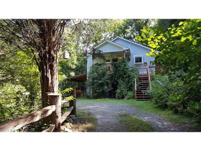 Hot Springs Single Family Home For Sale: 1356 River Road #4