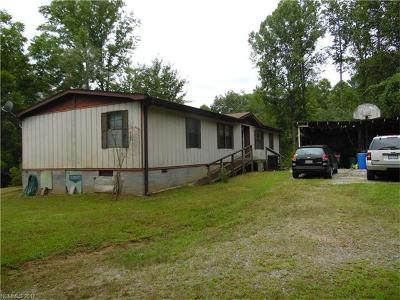 Transylvania County Manufactured Home For Sale: 103 Emma Path