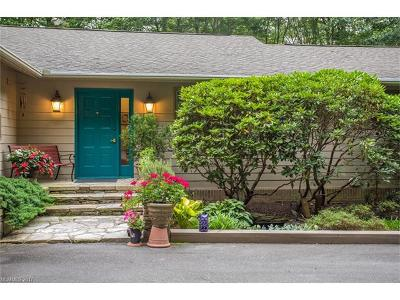 Pisgah Forest Single Family Home For Sale: 1320 Campbell Drive