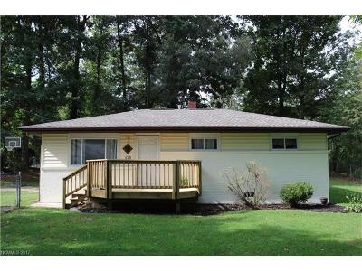Hendersonville Single Family Home For Sale: 228 Ashemore Avenue