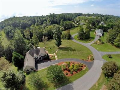 Weaverville Single Family Home Under Contract-Show: 392 Hemlock Springs Trail #40A