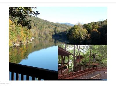 Lake Lure Single Family Home For Sale: 228 Westlake Drive N