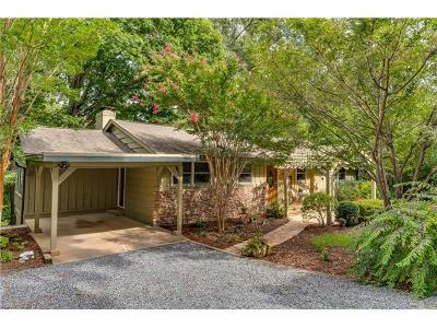 Tryon Single Family Home For Sale: 55 Forest Lane