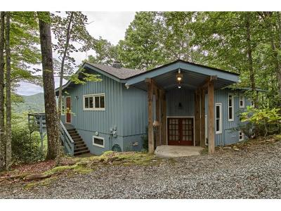 Brevard Single Family Home Under Contract-Show: 2700 Old Toxaway Road