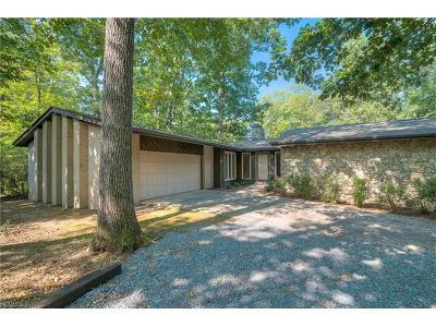 Black Mountain Single Family Home Under Contract-Show: 48 Walkertown Road