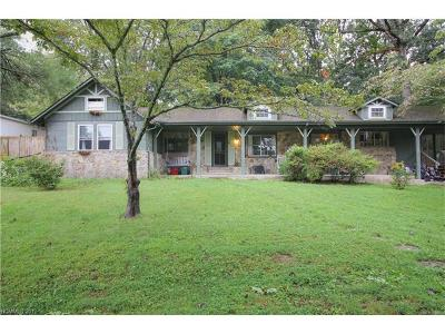 Black Mountain Single Family Home Under Contract-Show: 9 Dyer Drive