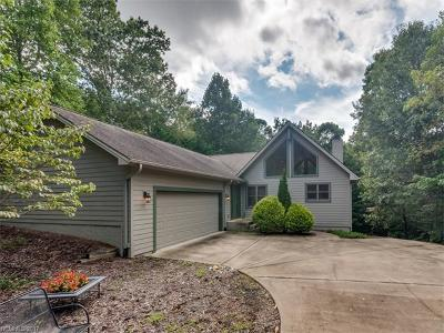 Lake Lure Single Family Home For Sale: 300 Shumont Estates Drive