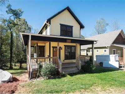Asheville NC Single Family Home For Sale: $430,000