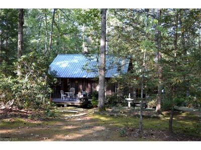 Mill Spring Single Family Home For Sale: Fire Tower Road
