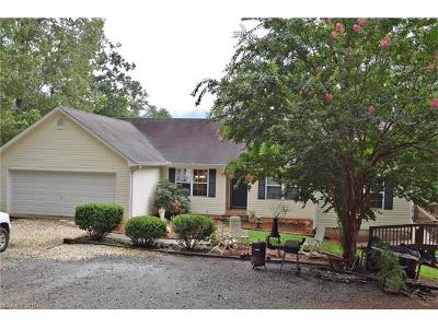 Mill Spring Single Family Home For Sale: 531 Sloping Meadow Drive #11