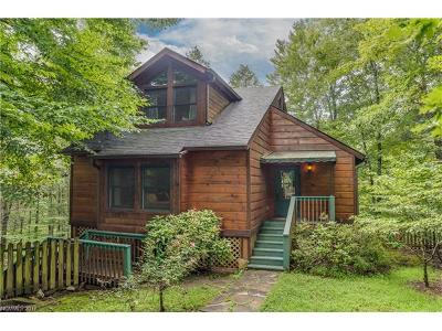 Lake Lure Single Family Home For Sale: 2051 Buffalo Creek Road