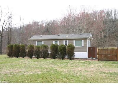 Black Mountain Single Family Home Under Contract-Show: 2982 Nc Hwy 9
