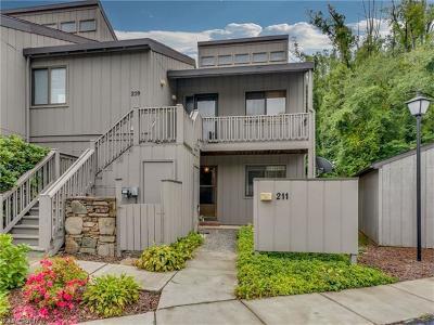 Hendersonville Condo/Townhouse For Sale: 211 Juniper Lane