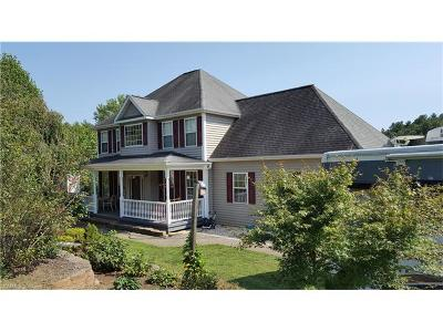 Weaverville Single Family Home For Sale: 1 Hampton Drive