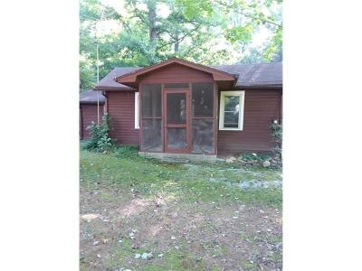 Tryon Single Family Home For Sale: 175 Baker Dr. Baker Drive