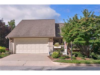 Asheville Single Family Home For Sale: 74 Park Avenue