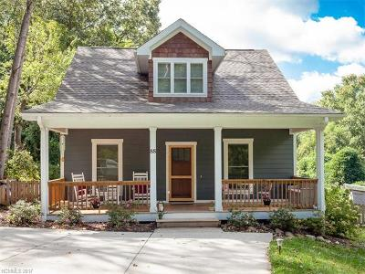 Asheville Single Family Home Under Contract-Show: 88 5th Avenue