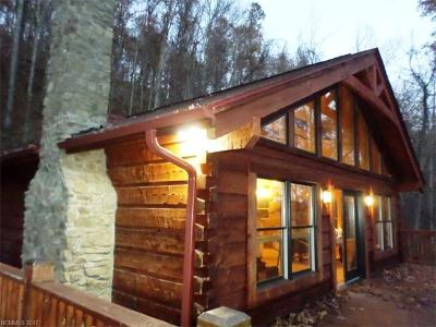 Waynesville Single Family Home For Sale: 850 Cobblestone Drive