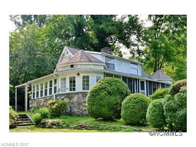 Asheville Single Family Home For Sale: 55 Concord Road