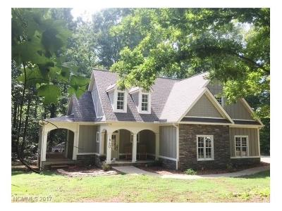 Rutherfordton Single Family Home For Sale: 640 Shepherds Creek Circle