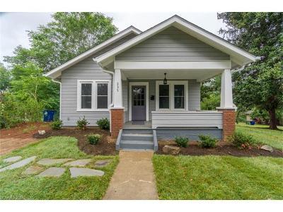 Asheville Single Family Home For Sale: 235 Virginia Avenue