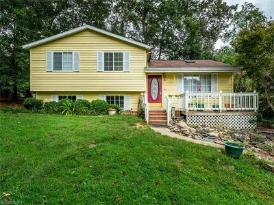 Mills River Single Family Home For Sale: 2 Poplar Hill