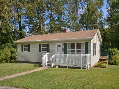 Asheville Single Family Home For Sale: 25 Worley Place