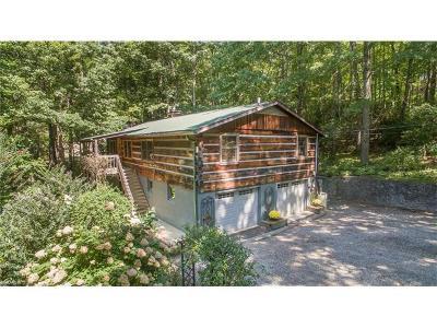 Black Mountain Single Family Home For Sale: 570 Mountain Cove Road