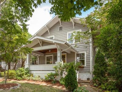 Asheville Single Family Home Under Contract-Show: 130 Norwood Avenue