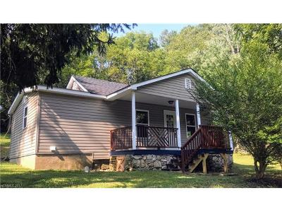 Asheville Single Family Home For Sale: 20 Old West Chapel Road