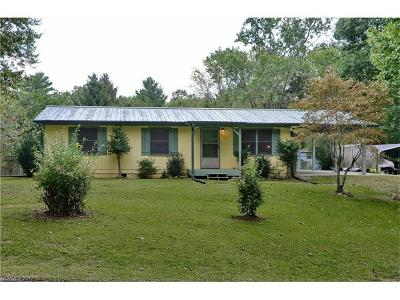 Hendersonville Manufactured Home For Sale: 1404 Willow Road #LO4