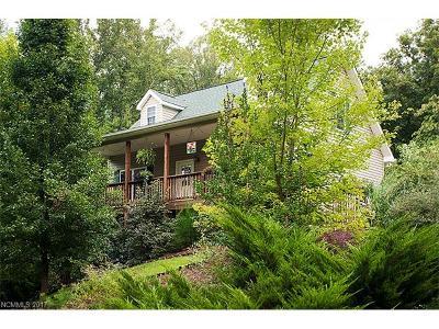 Asheville Single Family Home Under Contract-Show: 12 Grey River Run #20 & 21