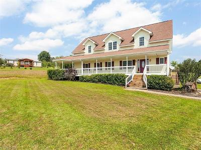 Hendersonville Single Family Home For Sale: 142 Waters Road