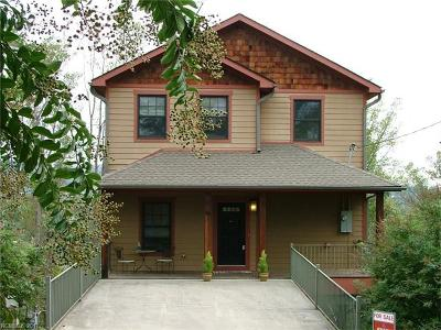 Asheville Single Family Home For Sale: 16 Grandview Drive