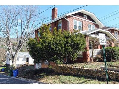 Asheville Single Family Home For Sale: 51 Linden Avenue