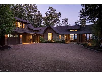Lake Toxaway Single Family Home For Sale: 355 Doghobble Road #L19