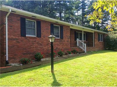 Weaverville Single Family Home For Sale: 30 Hermitage Lane