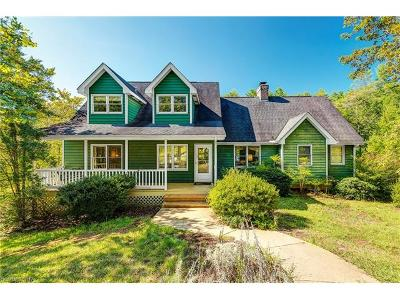 Weaverville Single Family Home For Sale: 6 Indian Trail
