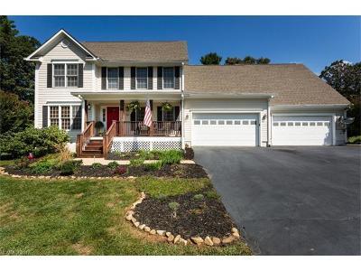 Fletcher NC Single Family Home For Sale: $515,000