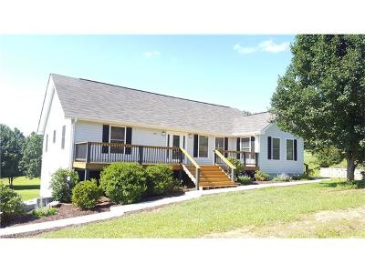 Asheville Single Family Home For Sale: 123 Lakeview Acres Drive