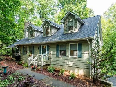 Asheville Single Family Home For Sale: 29 Old Camby Road