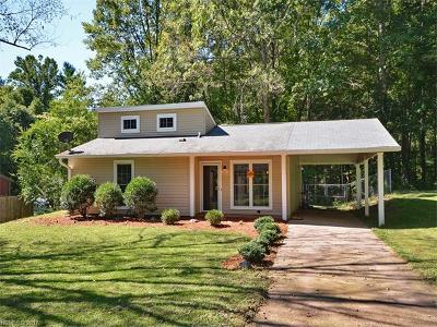 Asheville Single Family Home Under Contract-Show: 125 Wicklow Drive #205
