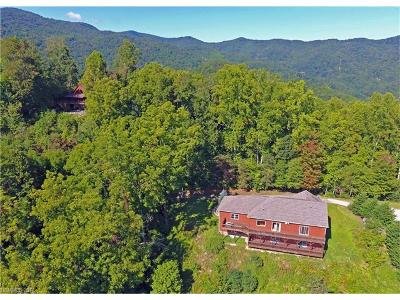 Waynesville Single Family Home For Sale: 320 Aerial Ridge