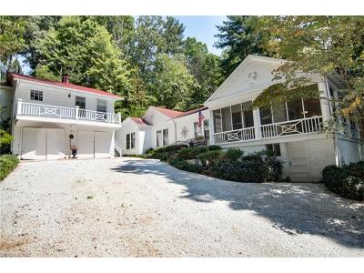 Lake Lure Single Family Home For Sale: 140 Harris Road