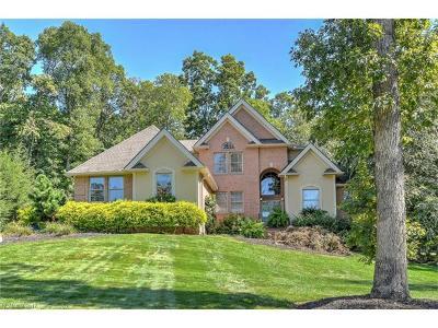 Fletcher NC Single Family Home For Sale: $800,000
