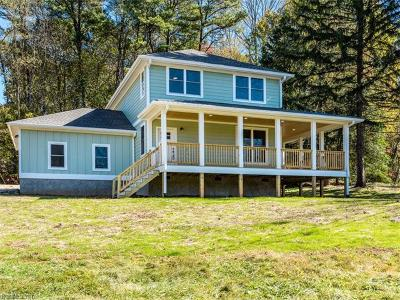 Arden Single Family Home For Sale: 9 West Haven Drive